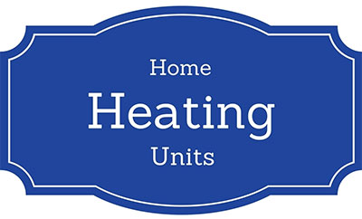 Different types of home heating units for your home for Types of home heating